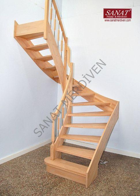 Ahşap merdiven fiyatları firmaları 1