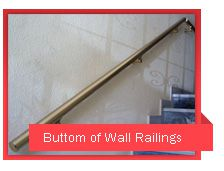 Buttom of Wall Railings