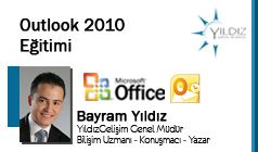 Bayram YILDIZ_Outlook 2010
