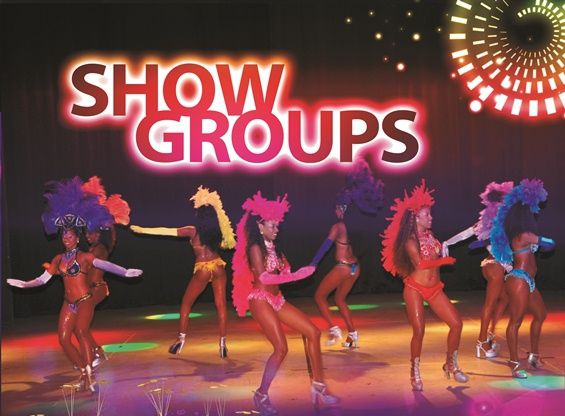 show groups