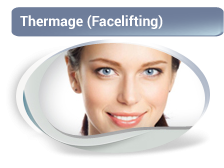 Gesichtästhetik Thermage- Facelifting