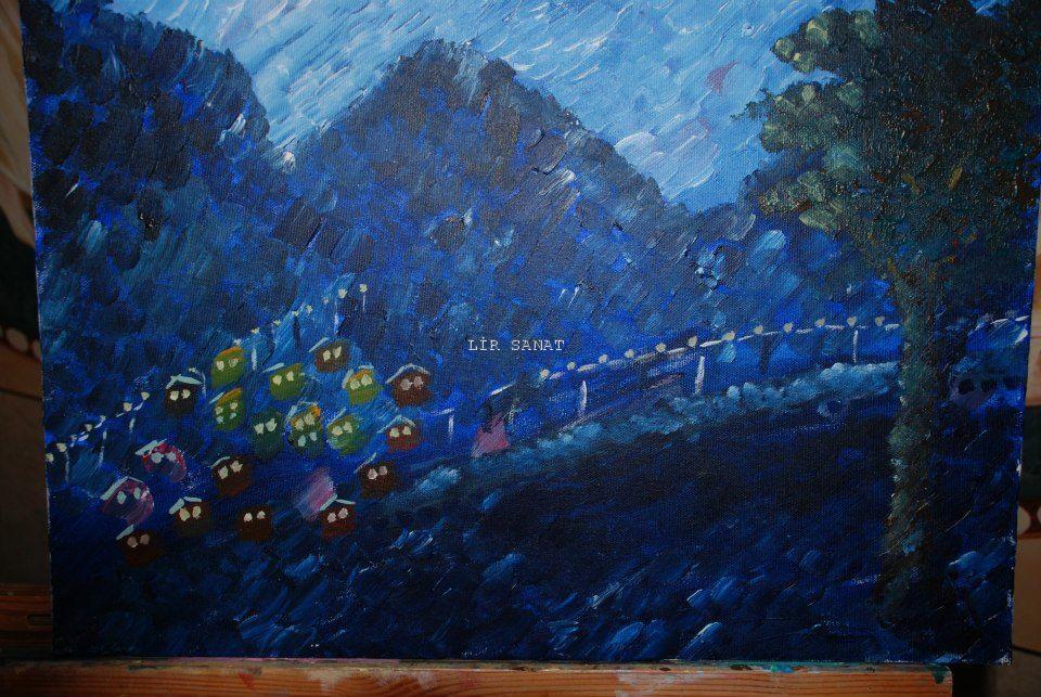 Resim Ana Sanat Dalı 16