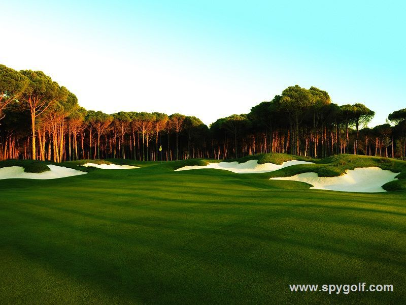 Carya Golf Course