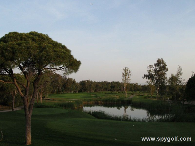 PGA Sultan Golf Course