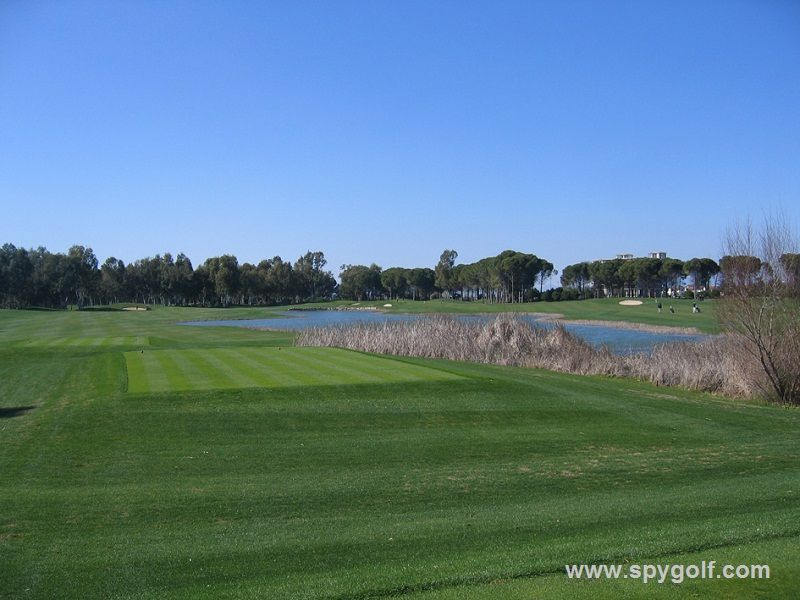 The Pasha Golf Course