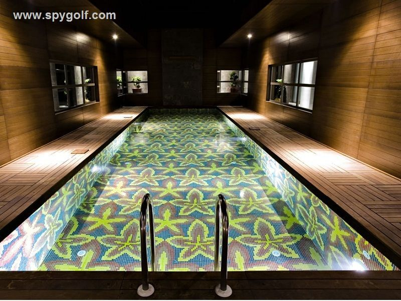 Cornelia Diamond Indoor pool