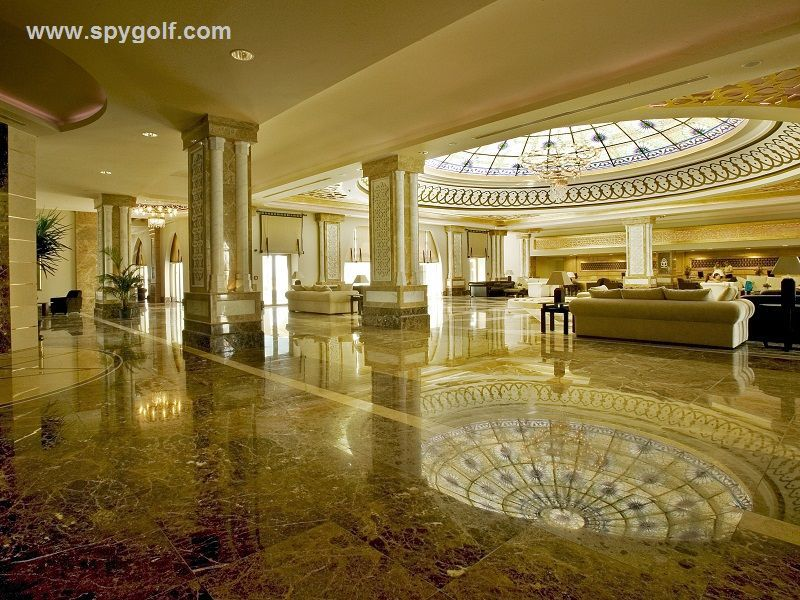 Kempinski The Dome Lobby
