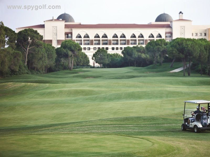 Kempinski The Dome Golfcourse