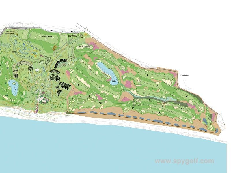 Lykia Links Golf Course