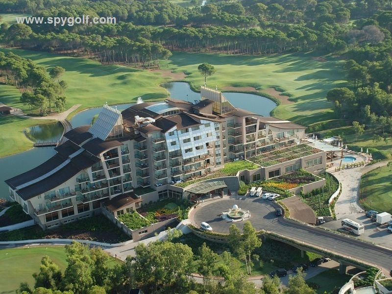 Sueno Belek Golf General view
