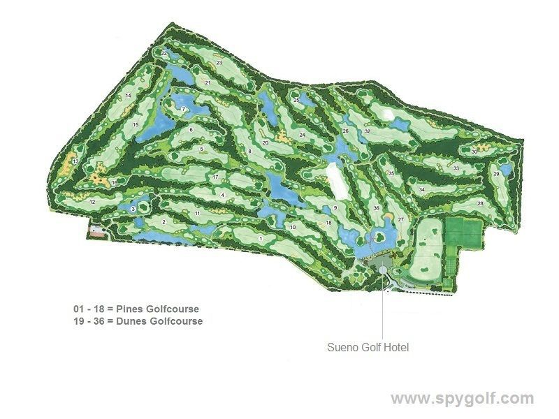 Sueno Dunes Golf Course