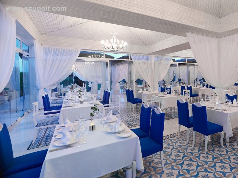 Maxx Royal Fish A la carte Restarant