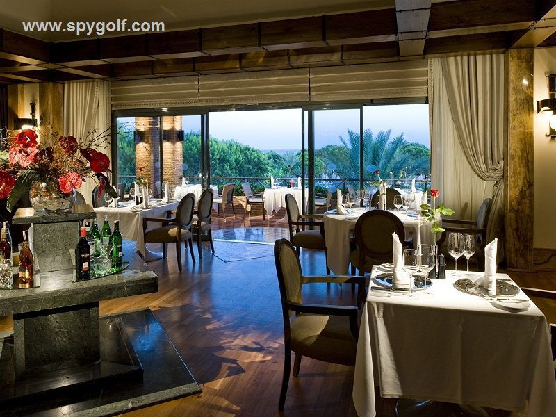 Gloria Golf Resort Italian Restaurant