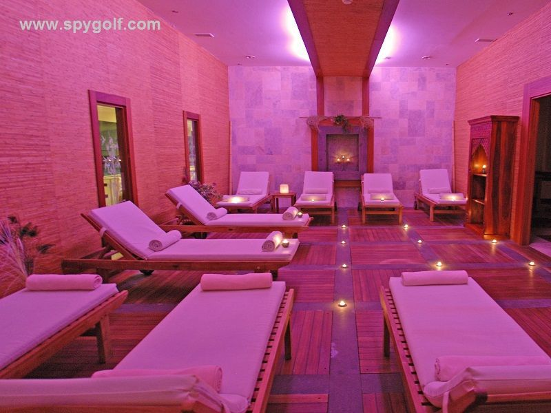 Sirene Hotel SPA Relaxroom