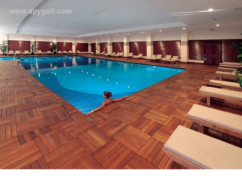 Voyage Hotel Indoor pool