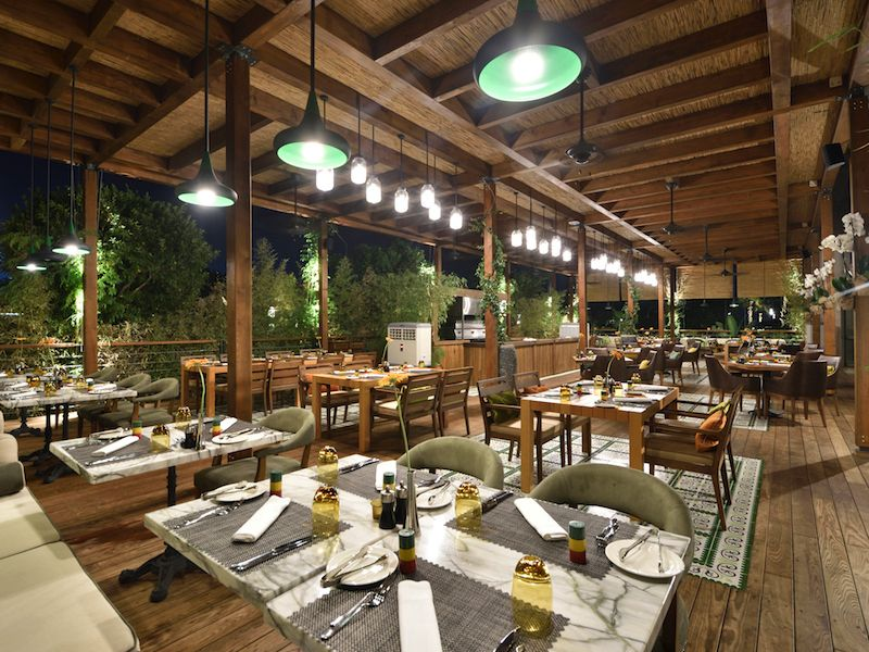 Regnum Carya Golf Resort Brasilian Restaurant11
