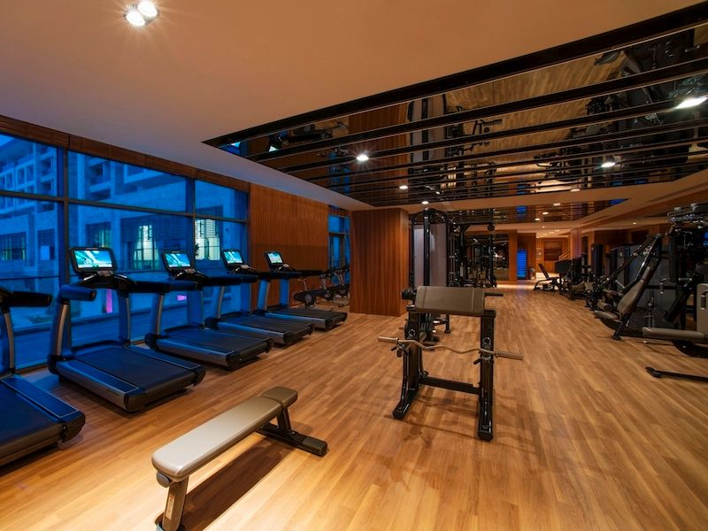 Regnum Carya Golf Resort Fitness15