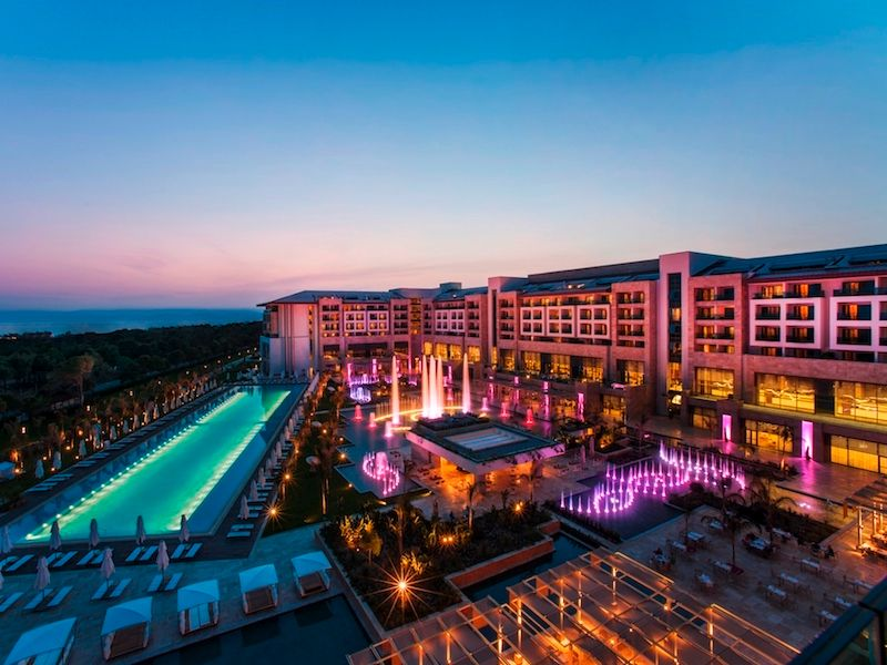 Regnum Carya Golf Resort General View02-1