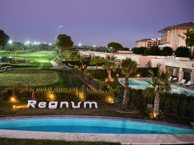 Regnum Carya Golf Resort Golf Club18