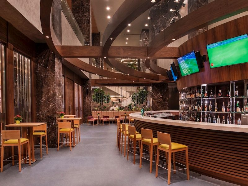 Regnum Carya Golf Resort Sports Bar08