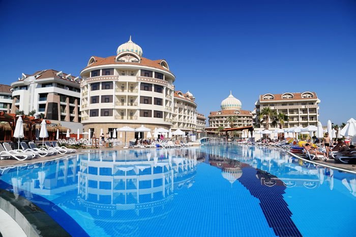 Belazur Resort Otel