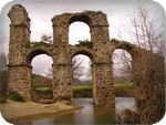 Water arches