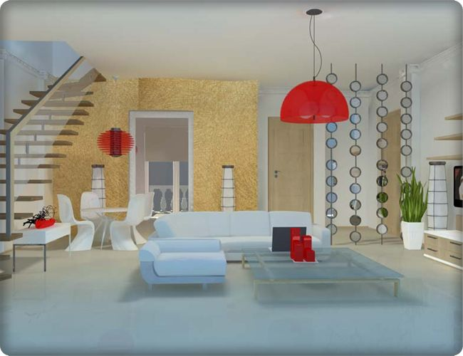 Interior salon3d1