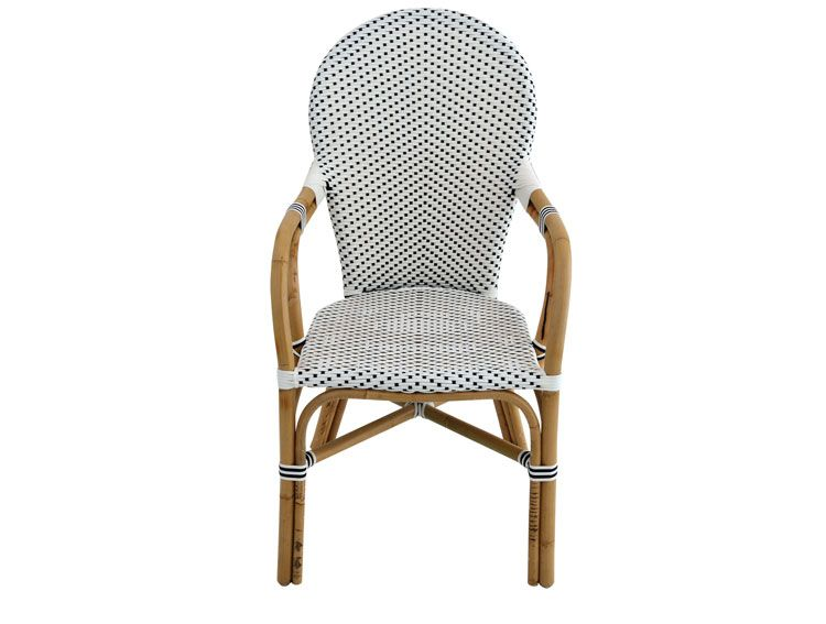 Raw Rattan Saray Chair 4