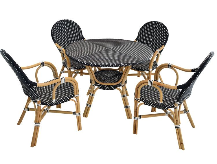 Raw Rattan Topkapı Chair 1