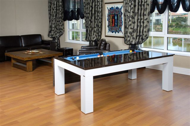 Metaliz Elm Dining Pool Tables3