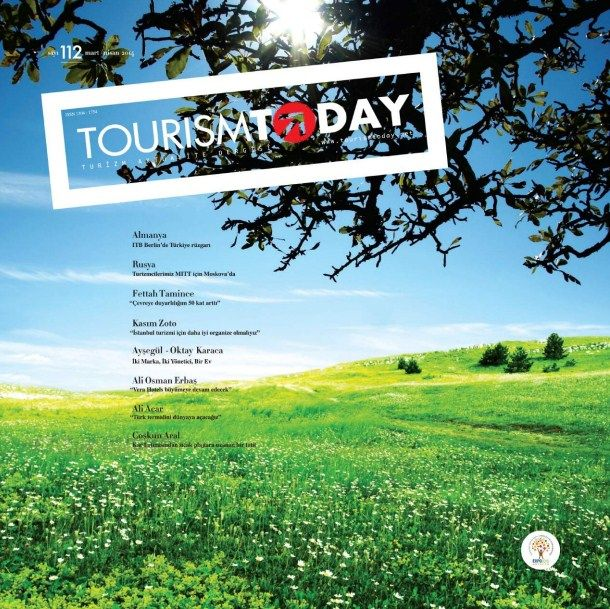 tourismtoday kapak
