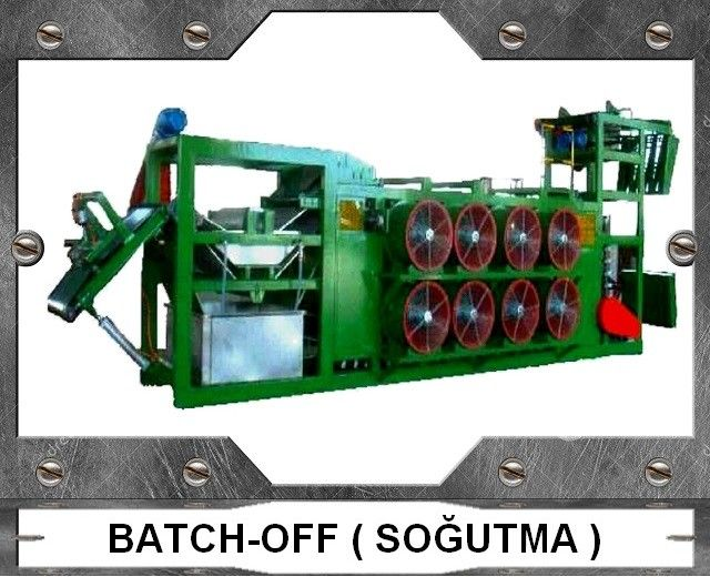 BATCH-OFF ( SOĞUTMA )
