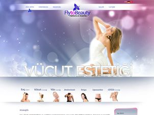 Web Tasarım Fly To Beauty
